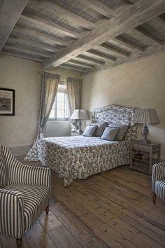 Una casa de estilo provenzal en la Toscana / A Provencal style home in Tuscany