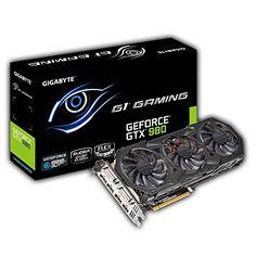 GIGABYTE ビデオカード Geforce GTX980搭載 オーバークロックモデル GV-N980G1 GAMING-4GD 日本ギガバイト http://www.amazon.co.jp/dp/B00O0ZGPY6/ref=cm_sw_r_pi_dp_J.-Bub0EWSEVV