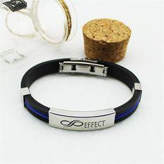 INFINITE 2nd World Tour Effect Logo Cool Circular Titanium Wristband Bracelet #INFINITE #2nd #World #Tour #Effect #Logo #Cool #Circular #Titanium #Wristband #Bracelet #Kidolstuff