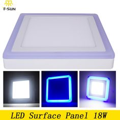 ==> [Free Shipping] Buy Best T-SUNRISE Bedroom led panel lights 18W Ceiling Square led mounted magnetic led panel light round bathroom 2835 SMD AC 85V-265V Online with LOWEST Price   32671496618