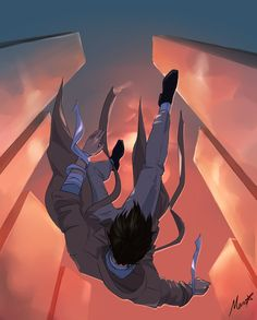 "yaboykeiji: "" ""Falling is a bit like flying… Post from tumblr."