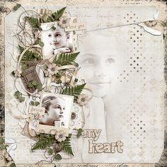 my+heart - Scrapbook.com