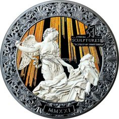 Silver Coins, World Coins, Coin Collecting, Legends, Sculptures, Gold, Instagram, Silver Quarters, Sculpture