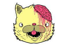 DROP DEAD KITTY BRAINZ