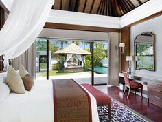 The Laguna - A Luxury Collection Resort and Spa Hotel in Nusa Dua Beach. Bali Luxury Holidays