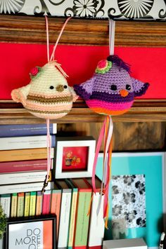 Chica outlet & DIY: Pajaritos - free pattern
