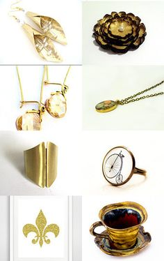 You Are Golden - gorgeous gifts by Nevenka Sabo on Etsy--Pinned with TreasuryPin.com