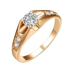 Upto 70% off for no reason! Just because we love u so much! Rose Gold Plated ... here http://designin.us/products/rose-gold-plated-0-5ct-cubic-zirconia-ring?utm_campaign=social_autopilot&utm_source=pin&utm_medium=pin