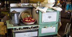 ❤ antique stoves . . .