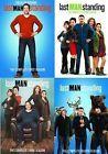 LAST MAN STANDING TV SERIES COMPLETE SEASONS 1 - 4 New Sealed DVD Season 1 2 3 4