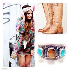 spirited free boho beautiful fashion |