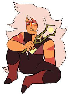 Jasper. Steven universe