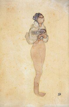 Auguste Rodin (1840-1917гг). - Музей рисунка