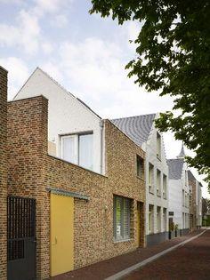 Den Helder Woningen aan het  Molenplein Tony Fretton Architects en Geurst en Schulz architecten