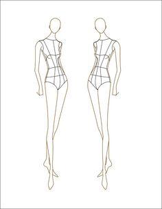 free fashion template | croqui-018.jpg Photo by ohrenishi | Photobucket