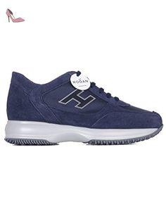 Hogan, Chaussures basses pour Homme - bleu - bleu, 44 EU EU - Chaussures hogan (*Partner-Link)