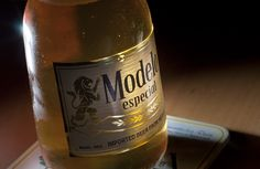 Modelo... Best Mexican beer ever. Best Mexican Beer, Pizza And Beer, Food Pictures, Beer Bottle, Commercial, Alcohol, Strong, Detail, Drinks