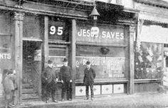 Original Mel Trotter Ministries, 95 Canal Street - 1900
