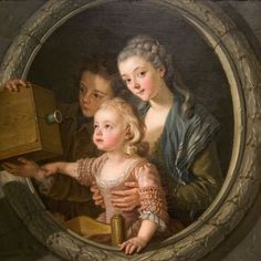 A história de The Magic Lantern de Charles Van Loo at http://www.arteeblog.com/2015/07/a-historia-de-magic-lantern-de-charles.html