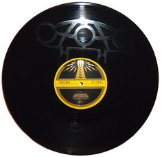 "Jack White - Sixteen Saltines Love Is Blindness on 45RPM 12"" Vinyl w/ Playable Etched B-Side"