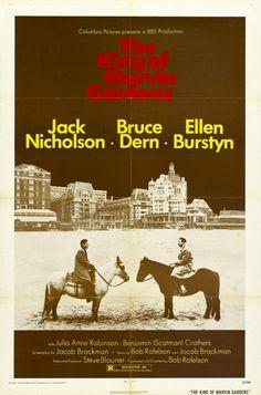 """"""" The King of Marvin Gardens """" de Bob Rafelson (1972)"""