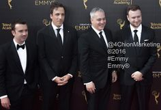 #Emmy Red Carpet #Emmy2016 #EmmyArts #4ChionEmmys #RedCarpet