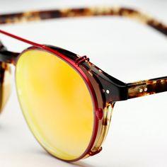 Garrett Leight x Thierry Lasry sunglassesBuy them in India on www.rarerabbit.in