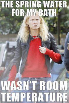 Gwyneth Paltrow lol gwyneth paltrow, funni stuff