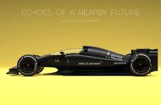 Formula 1 concept with Closed Cockpit McLaren-Honda Formula 1 concept with Closed Cockpit , - , McLaren-Honda Fo.McLaren-Honda Formula 1 concept with Closed Cockpit , - , McLaren-Honda Fo. Auto F1, Gp F1, Auto Motor Sport, Formula 1 Car, Mclaren F1, Ex Machina, Indy Cars, First Car, Courses