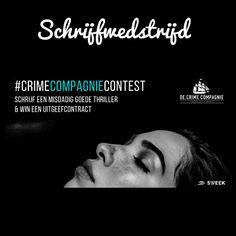 Schrijf jij de Créme de la Crime? De Crime Compagnie organiseert samen met Sweek #CrimeCompagnieContest om nieuw schrijftalent te ontdekken: de misdadig goede winnaar van deze wedstrijd wint een uitgeefcontract! Psychologische thriller, bloedstollende detective of[...]