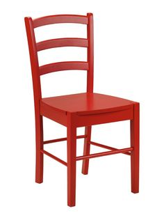 Normandy Solid Rubberwood Dining Chair