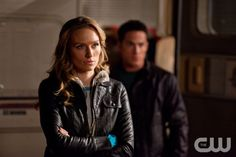 """""""Daddy Issues"""" -  Michaela McManus as Jules, Michael Trevino as Tyler in THE VAMPIRE DIARIES on The CW.  Photo: Bob Mahoney/The CW  ©2010 The CW Network, LLC. All Rights Reserved."""