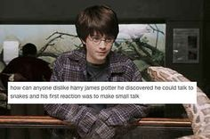 """18 Jokes Only """"Harry Potter"""" Fans Will Find Funny Harry Potter Tumblr, Harry James Potter, Harry Potter Jokes, Harry Potter Universal, Harry Potter Fandom, Harry Potter World, Sassy Harry Potter, Seokjin, Hoseok"""
