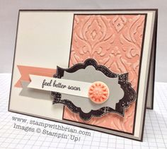 Everything Eleanor, Express Yourself, Stampin' Up!, Brian King