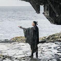 The Last Jedi Rey Cape