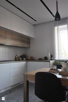 Kuchnia styl Skandynawski - zdjęcie od Architekt wnętrz Klaudia Pniak - Kuchnia - Styl Skandynawski - Architekt wnętrz Klaudia Pniak