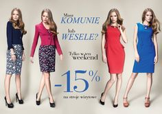 15% off formal wear at Pretty One