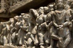 Hoysala Architecture in Halebidu