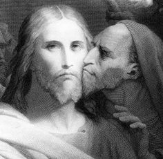 Devotional about  Judas Iscariot, the disciple who betrayed Jesus.