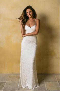 Trouwjurk Modellen.De 52 Beste Afbeelding Van Bruidsjurken Rechte Modellen Bridal