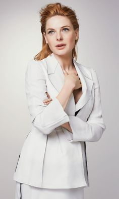 The White Queen star Rebecca Ferguson reveals all to InStyle about her new role, Max Irons and living in a windmill…