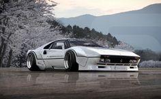 Liberty walk LB Performance kit, Ferrari 288 GTO