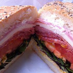 Sandwich No. 1 @ Lucca Delicatessen