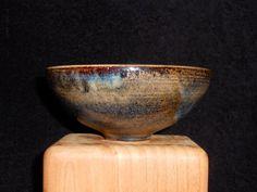 Edwin & Mary Scheier Signed Studio Art Pottery Bowl