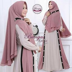 33 Ide Gamis Lazada Wanita Model Pakaian Baju Terusan Panjang