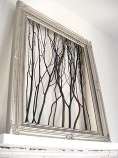 Framed sticks, who knew!?