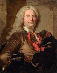 Charles Claude Ange Dupleix de Bacquencourt, férmier général, 1738, Private Collection.