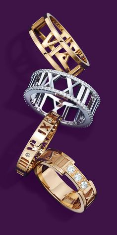 You've already got her number. Give her one back with a ring from the Atlas® collection.