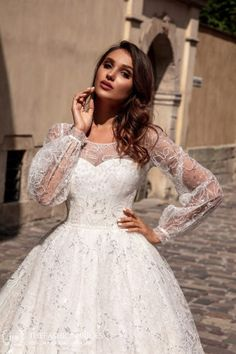 KiraNova 2020 Spring Bridal Collection – The FashionBrides Wedding Gowns, Lace Wedding, Gowns With Sleeves, Bridal Collection, Spring, Fashion, Wedding Frocks, Moda, Bridal Gowns