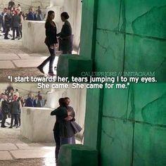 Into my eyes. Be Brave Divergent, Divergent Four, Divergent Fandom, Divergent Trilogy, Divergent Insurgent Allegiant, Divergent Jokes, Tris Et Quatre, Tris Prior, Veronica Roth